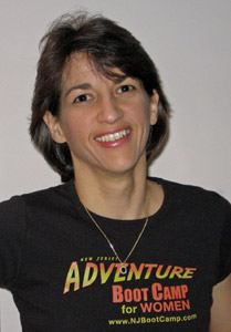 Valerie Pawlowski, Certified Adventure Fitness Trainer